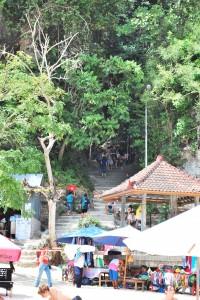Beach Vending Padang Padang