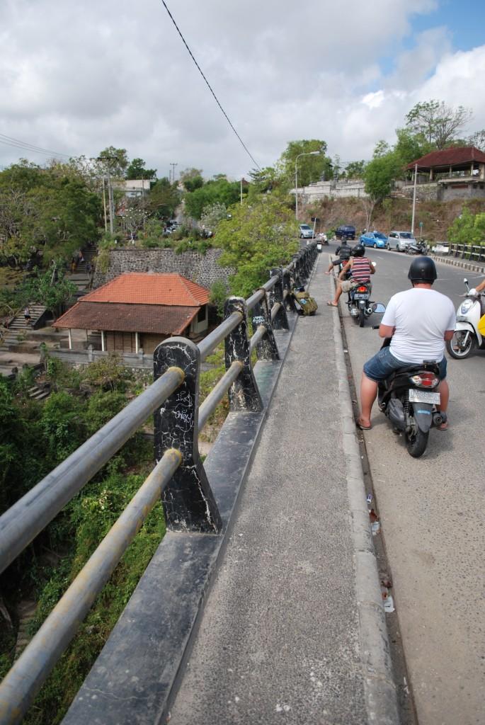 Bridge at Padang Padang