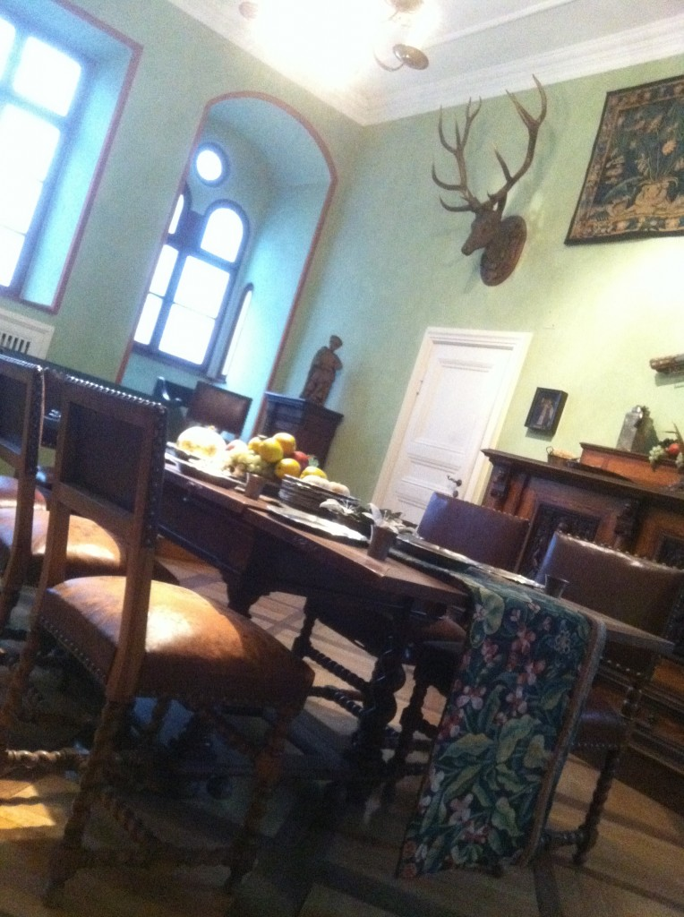 Dining Room Tucher Mansion