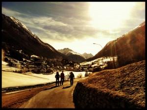 Ischgl Walk, Austria