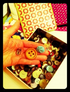 Katharina's Button Box