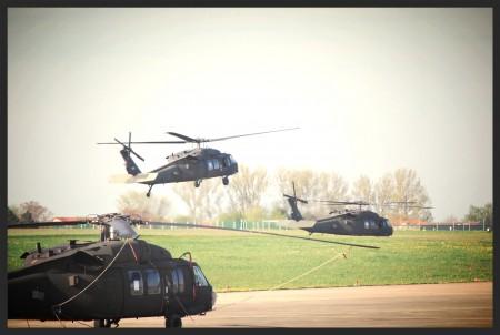 Army Black Hawks