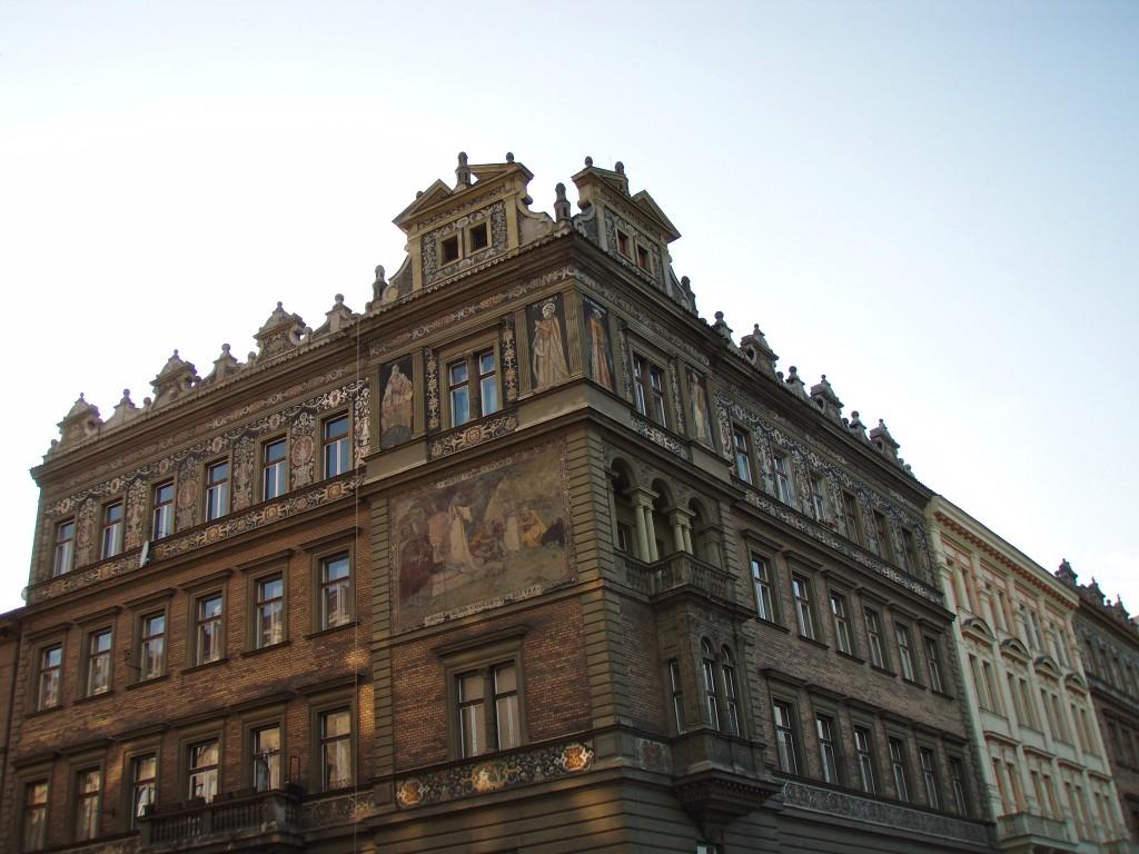 West Bank Prague Architecture