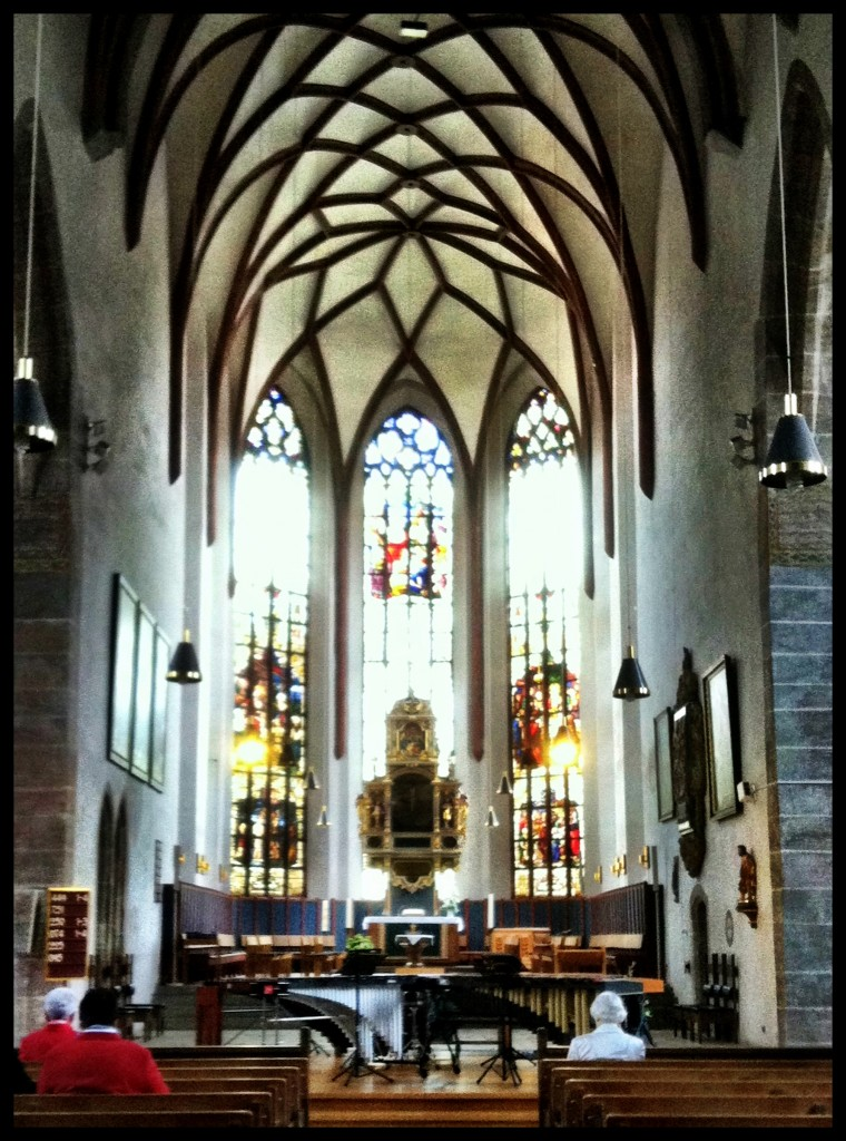 St. Johannis Church Ansbach