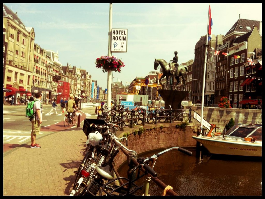 Amsterdam Canal Street
