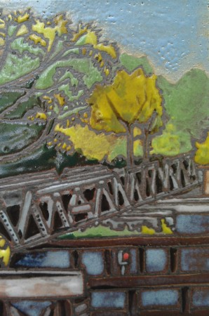 Kathy Casper NJ Bridge Tile
