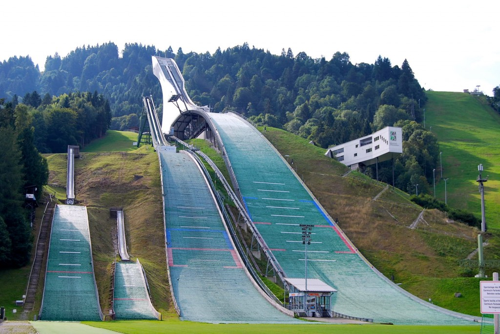 Olympic Ski Jump Germany