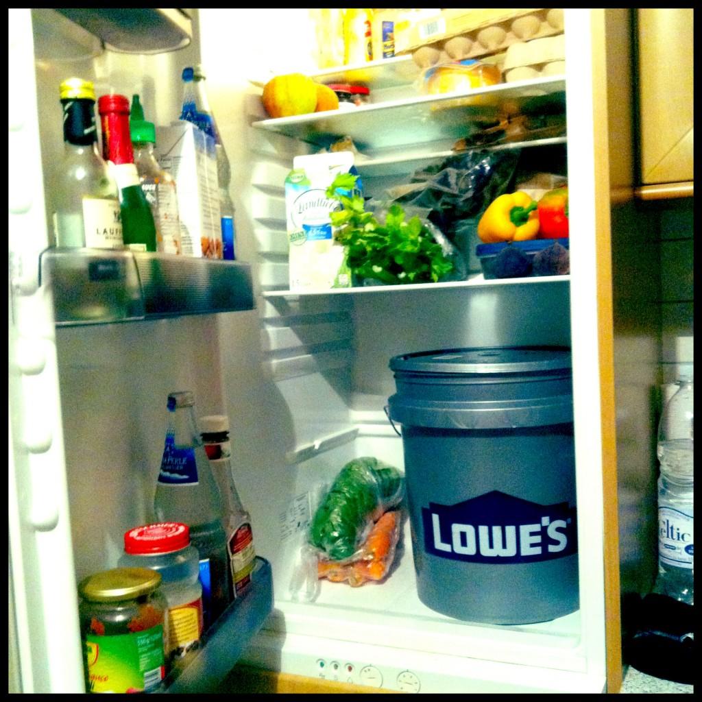Turkey in the Refrigerator