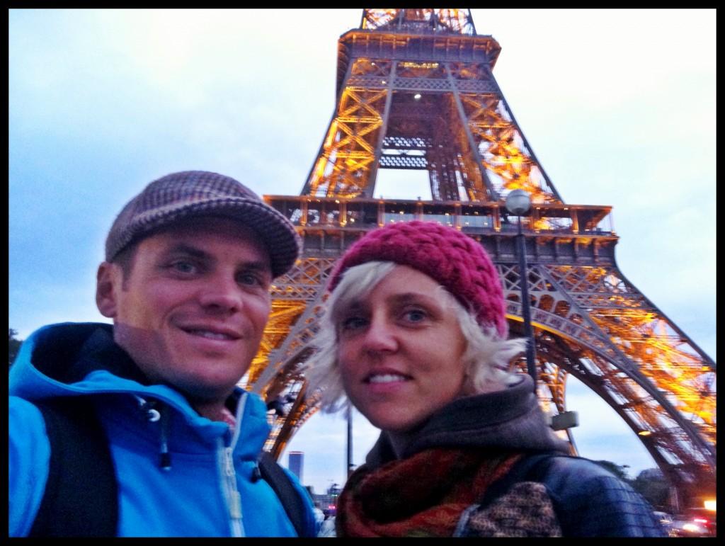 Phil and Sarah Paris