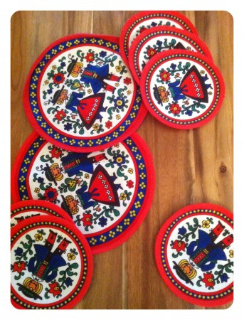 German Folk Doilies