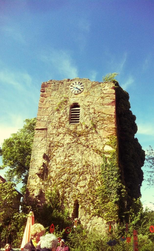 Grossbreitenbach Clock Tower