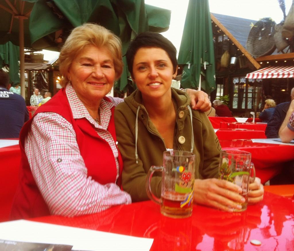 Sarah and Catharina