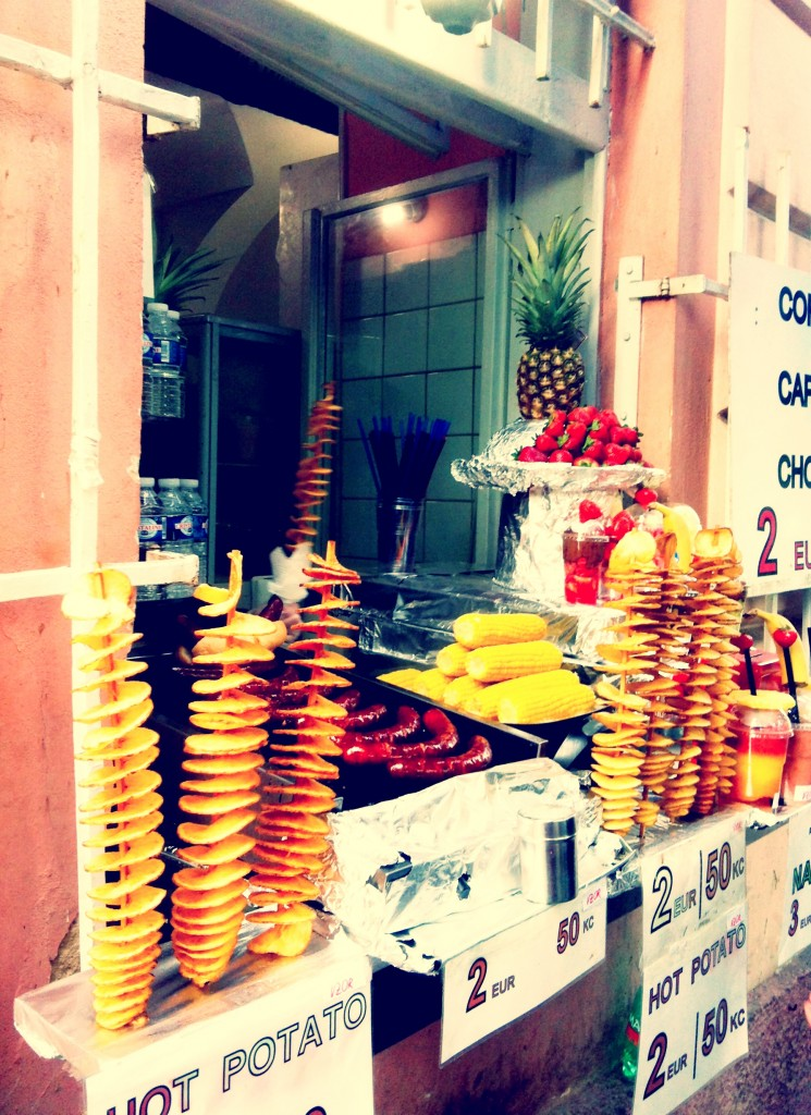 Prague Snacks