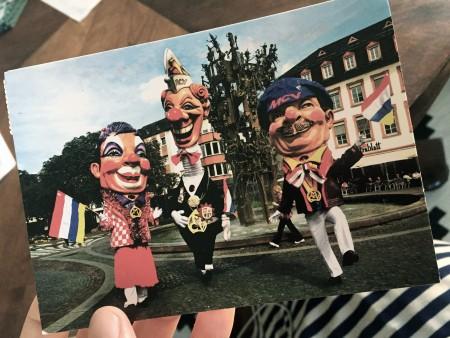 Postcard from Mainz