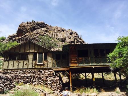 Van Pattens Mountain Camp